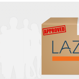 Welcome Aboard Lazada PH