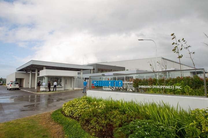 shimano factory in batangas