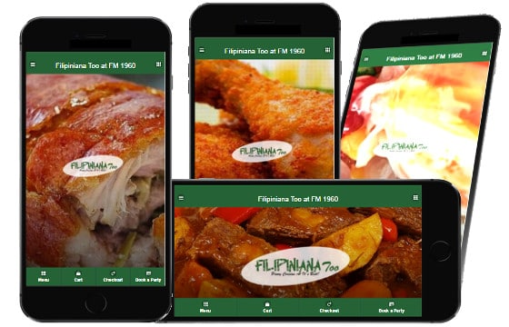 Filipiniana Too Restaurant mobileApp